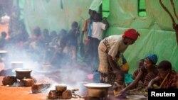 Impunzi z'Abarundi mu Nkambi ya Nyarugusu muri Tanzaniya