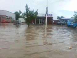 Chuvas em Luanda deixa centenas ao relento - 1:58