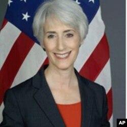 معاون امریکی وزیر خارجہ وینڈی شرمین