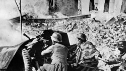 German soldiers in Stalingrad, September 1942