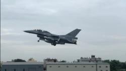 據報台灣正式簽約將獲美國66架F-16戰鬥機