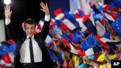 Macron recibió el jueves el apoyo del expresidente de Estados Unidos, Barack Obama.