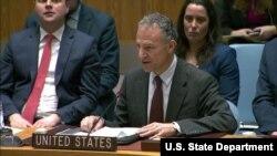 جاناتان کوهن، سرپرست نمایندگی آمریکا در سازمان ملل متحد