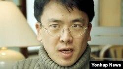 북한 김정일 국방위원장의 처조카인 이한영(본명 이일남) 씨. 탈북 후 정착한 한국에서 지난 1997년 북한 공작원의 총에 맞아 숨졌다.
