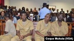 Activistas angolanos foram amnistiados - 1:55