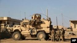 Pasukan AS di Irak (Foto: ilustrasi)