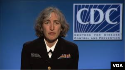 Anne Schuchat, Acting Director of the U.S. Centers for Disease Control