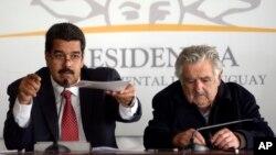 """El expresidente de Uruguay, el dirigente de izquierda José (Pepe) Mujica, ha dicho recientemente que el gobierno en disputa de Venezuela que lidera Nicolás Maduro es """"una dictadura""""."""