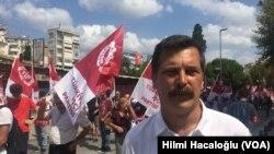 Türkiye İşçi Partisi Genel Başkanı ve İstanbul milletvekili Erkan Baş