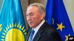 Presiden Kazakhstan Nursultan Nazarbayev terpilih kembali untuk masa jabatan 5 tahun mendatang (foto: dok).