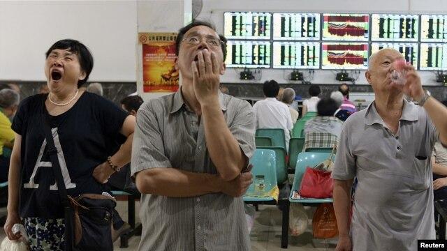 張欣:中國經濟政策的失誤與股市危機