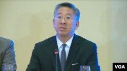 Donald Lu, Ambasador i SHBA në Shqipëri