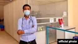 ေဒါက္တာေက်ာ္မင္းထြန္း- Fever Clinic တာဝန္ခံ