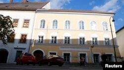 Ngôi nhà nơi Adolf Hitler chào đời ở thành phố Braunau am Inn ở miền bắc nước Áo.