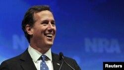 Mantan Kandidat Calon Presiden dari Partai Republik, Rick Santorum (Foto: dok).