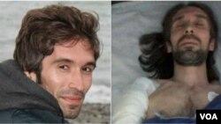 آرش صادقی، فعال مدنی زندانی در ایران قبل و در زمان زندان