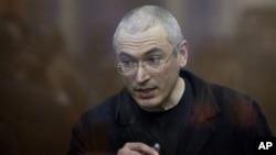 Mikhail Khodorkovsky, pengusaha minyak Rusia yang telah dipenjarakan satu dekade lebih (foto: dok).