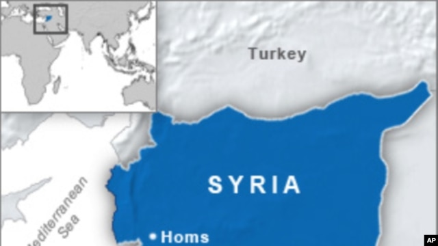 Syria Says 44 Killed in Twin Bombings