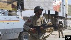بحث روی نقش پاکستان در ناآرامی های افغانستان