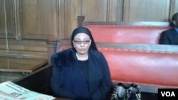 ZEC Chairperson Justice Priscilla Chigumba