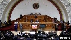 Se les señalan por los mismos cargos de los que fue señalado la semana pasada el vicepresidente del parlamento,Edgar Zambrano, por parte del TSJ.