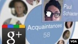 """La función de """"círculos"""" de Google+ fue rápidamente copiada por la competencia."""