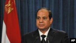 مصر می گوید که گزینۀ دیگری جز حملۀ هوایی بر لیبیا وجود نداشت
