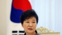 သမၼေဟာင္း Park Geun-hye ျပန္လြတ္ေရး ေထာက္ခံသူေတြဆႏၵျပ