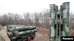Система С-400, Калінінград, Росія