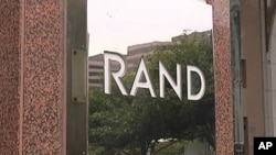 One of the very first think tanks, and still one of the most prominent, is the RAND Corporation