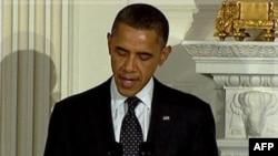 Tổng thống Obama nói rằng mọi người cần gác qua một bên những mối bất đồng và làm những việc đúng cho nền kinh tế