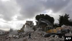 Khách sạn Shepherd bị giật sập để xây khu nhà mới