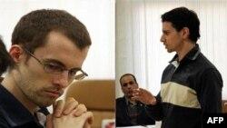 İranın Ədliyyə Nazirliyinin bildirdiyinə görə, iki amerikalının azad edilməsinə dair heç bir qərar verilməyib