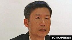 북한인권운동가 김영환 씨 (자료사진)
