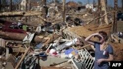 Pustoš posle tornada koji je u sredu pogodio grad Tuskalusa, u Alabami