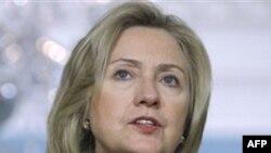 Bà Clinton quan tâm về việc Bắc Kinh đàn áp mạnh mẽ những người bất đồng chính kiến trong năm nay