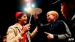 Особенный цирк для особенных детей