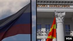 Russia Macedonia Rusija Makedonija