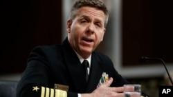 Đô đốc Philip Davidson.