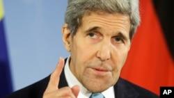 John Kerry Sakataren Harkokin Wajen Amurka da zai jagoranci tawagar Amurka zuwa taron