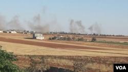 Turkey attacks Afrin villages
