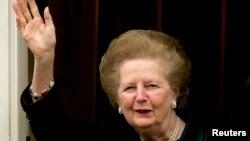 Cựu Thủ tướng Anh Margaret Thatcher qua đời ngày thứ hai 8/4 ở tuổi 87.