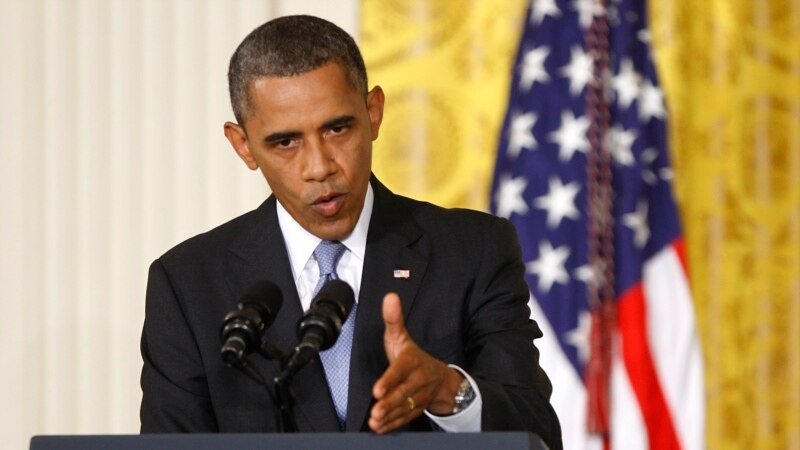 Obama, Congress Discuss Syria Amid Diplomacy Hopes