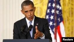 Presiden AS Barack Obama memperingatkan bahwa pengetatan anggaran dapat memperlebar kesenjangan pendapatan di Amerika (foto: dok).
