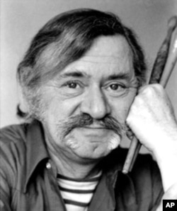 Children's author and illustrator Ezra Jack Keats in 1973