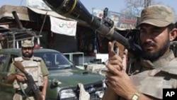 حمله انتحاری در شمالغرب پاکستان
