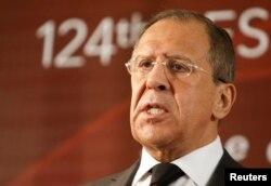 Bộ trưởng Ngoại gia Nga Sergei Lavrov