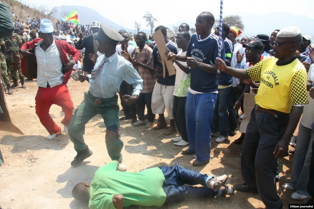Xenophobic attack: Zimbabwean attacked & killed by an angry South ...