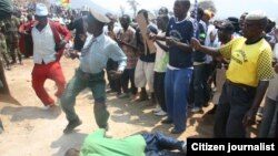 Zimbabwe has over the years experienced violence in the run up to polls, leading to calls for a strong human rights commission to probe these cases. (File Photo/Citizen Journalist)
