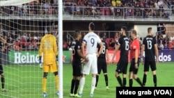 Ibrahimović pred golom Di-Si Junajteda